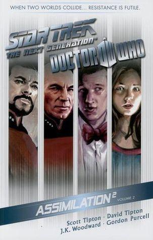 Star Trek: The Next Generation / Doctor Who: Assimilation2, Volume 2
