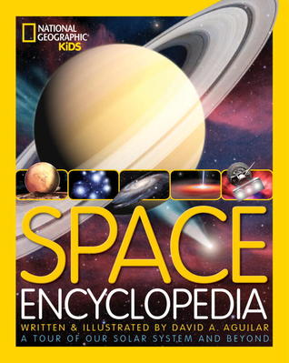 Space Encyclopedia by David A. Aguilar