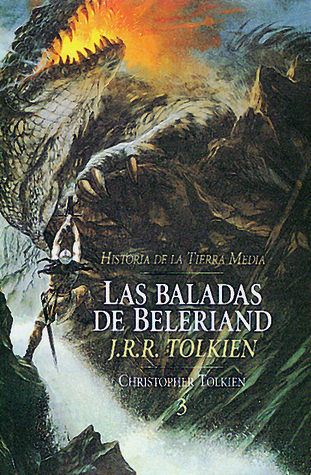 Lays of Beleriand (The History of Middle-Earth, Book 3)