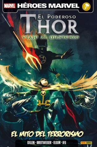 El Poderoso Thor - Viaje al Misterio nº2 by Kieron Gillen