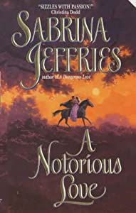 A Notorious Love (Swanlea Spinsters, #2)