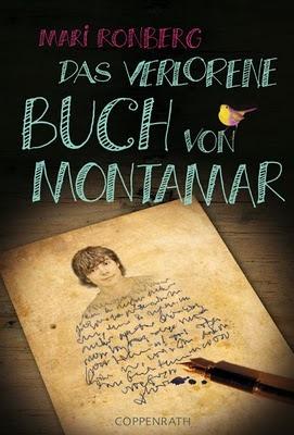 Das Verlorene Buch Von Montamar