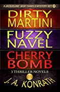 Jack Daniels Series - Three Thriller Novels