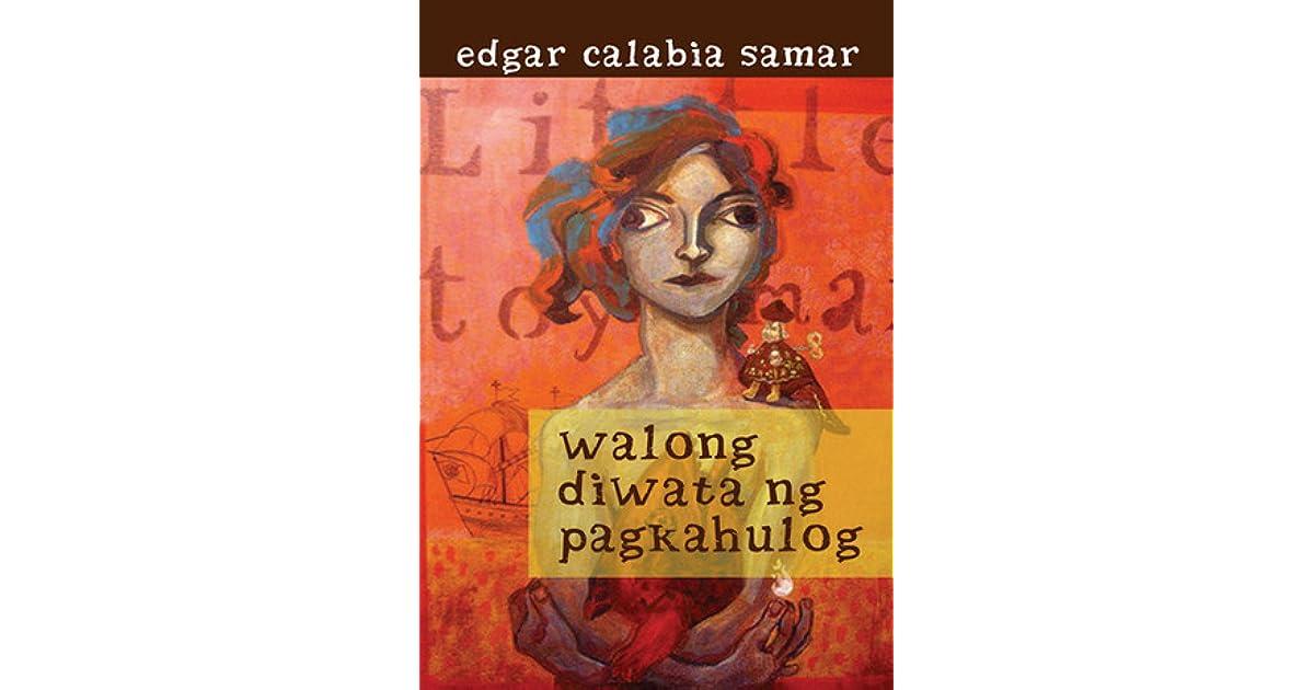 Walong Diwata ng Pagkahulog by Edgar Calabia Samar