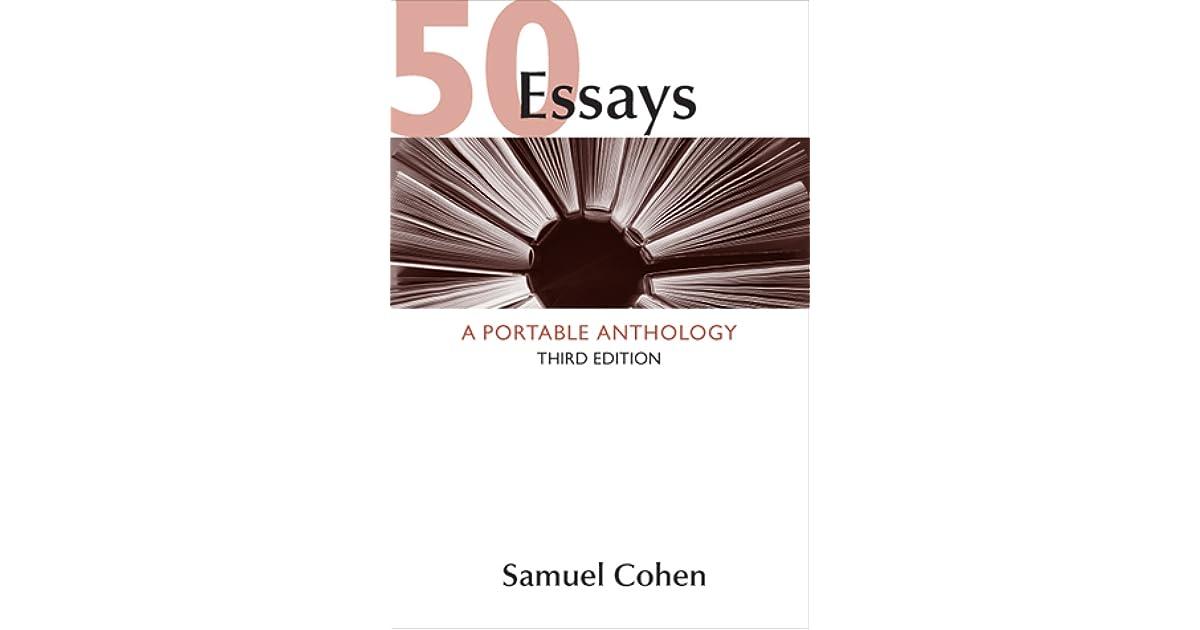 50 essays book