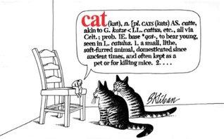 Cat by B. Kliban