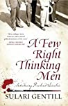 A Few Right Thinking Men (Rowland Sinclair, #1)