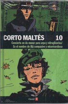 Corto Maltés: Concierto en do menor para arpa y nitroglicerina / En el nombre de Alá compasivo y misericordioso (Colección Clarín y Ñ, #10)