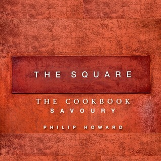 The Square Savoury (The Cookbook)