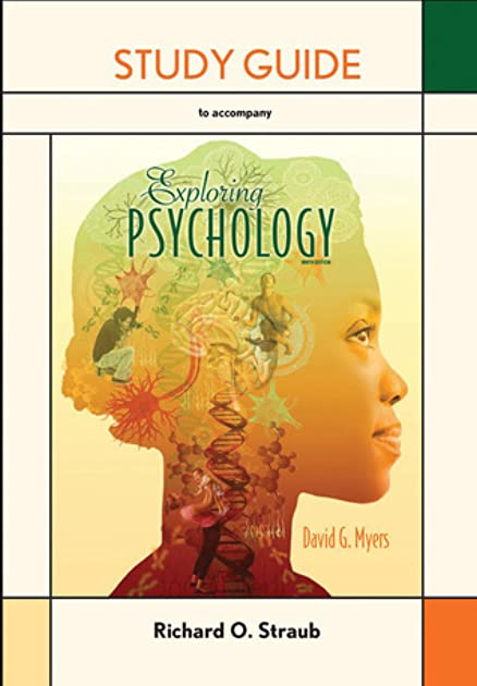 social psychology study uide Exploring social psychology succinctly explores social psychological science and applies it to contemporary issues and everyday life based on the bestselling text, social psychology by david myers and jean twenge, the book presents 31 short modules—each readable in a single.