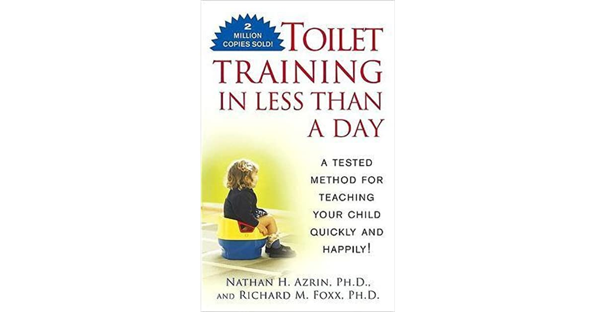Admirable Toilet Training In Less Than A Day By Nathan H Azrin Lamtechconsult Wood Chair Design Ideas Lamtechconsultcom