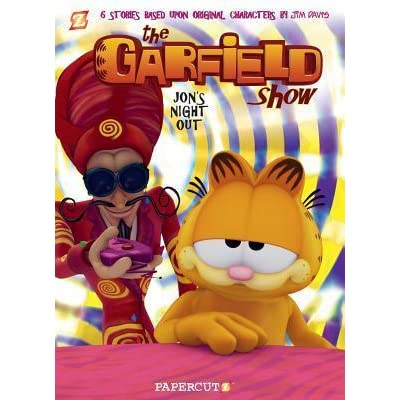 The Garfield Show 2 Jon S Night Out By Jim Davis