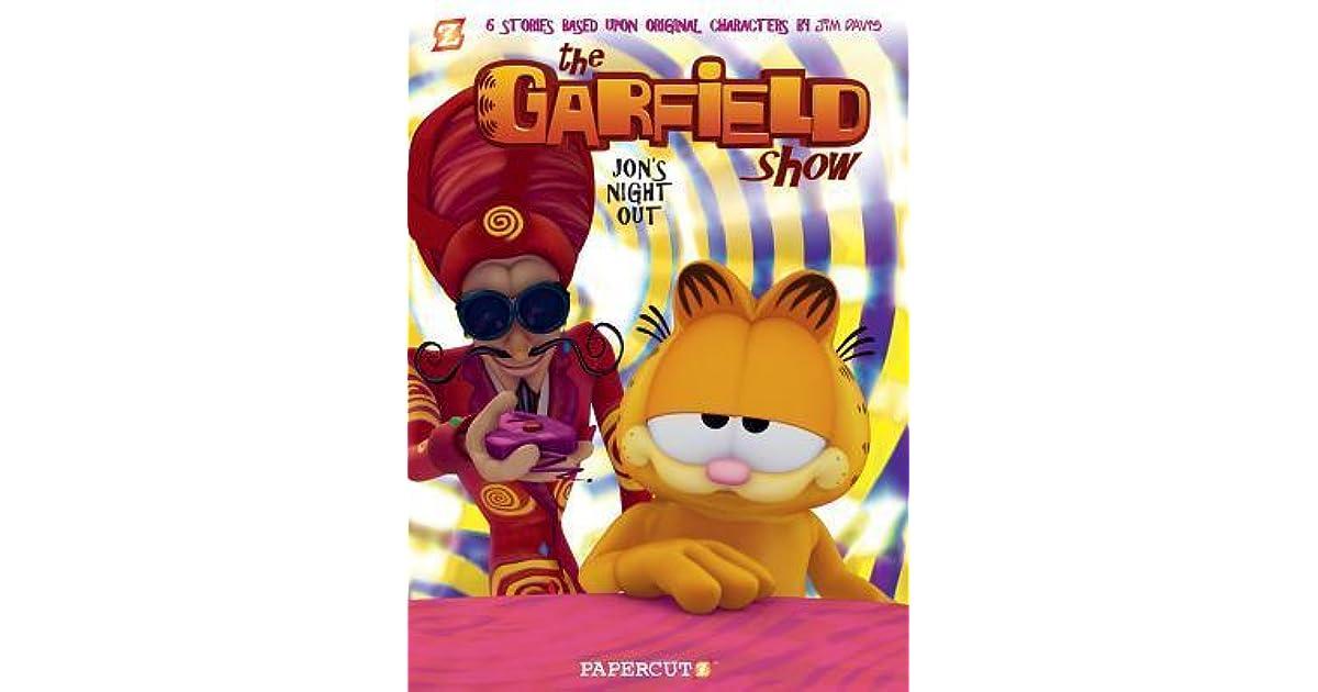 The Garfield Show 2 Jon S Night Out By Jim Davis