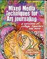 Art Journal Workbook, Best Mixed Media Techniques