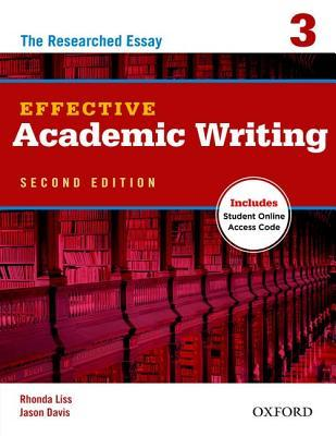 effective academic writing 3 oxford pdf
