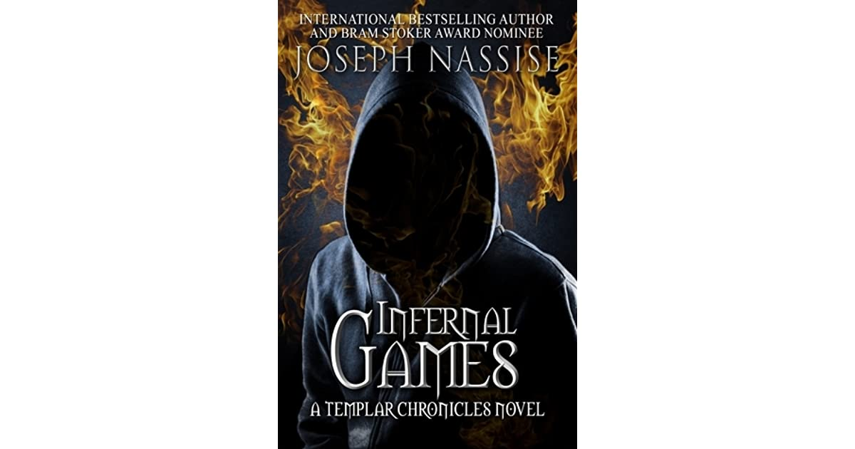 Infernal Games (Templar Chronicles Book 4)
