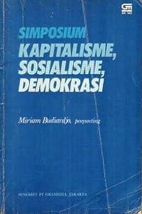 Simposium Kapitalisme, Sosialisme, Demokrasi