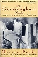 The Gormenghast Novels (Gormenghast, #1-3)