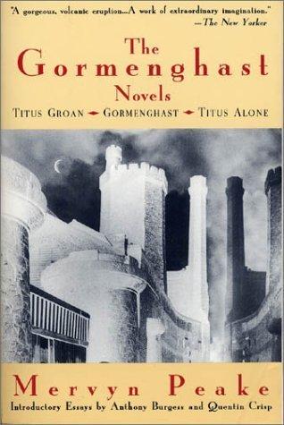 The Gormenghast Novels  pdf
