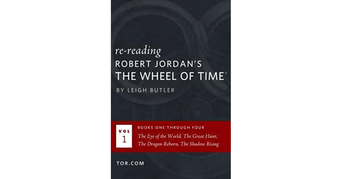 an analysis of the wheel of time books by robert jordan