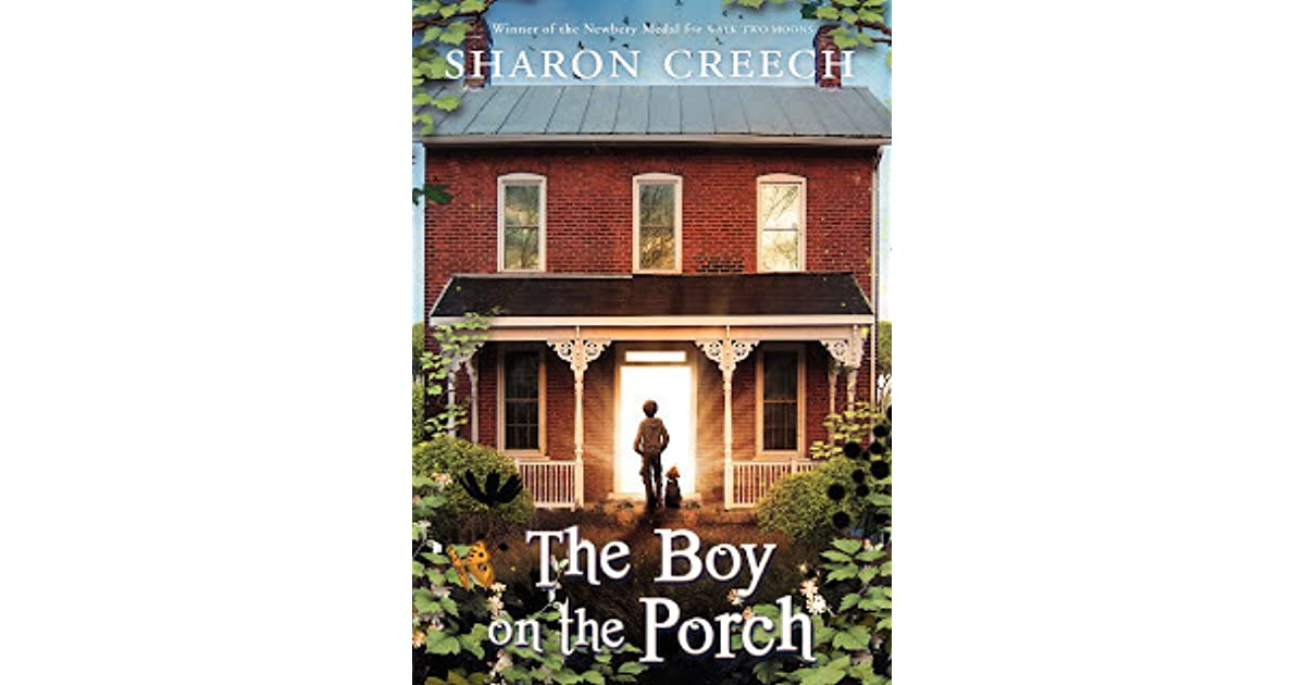 One Comment on The Boy on the Porch by Sharon Creech