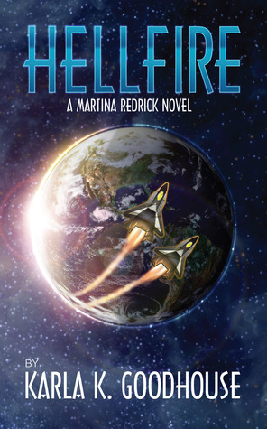 Hellfire (Martina Redrick, #1)