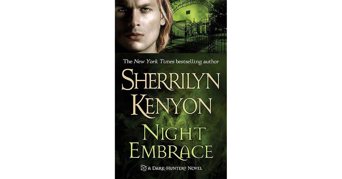 Night Embrace Dark Hunter 2 By Sherrilyn Kenyon
