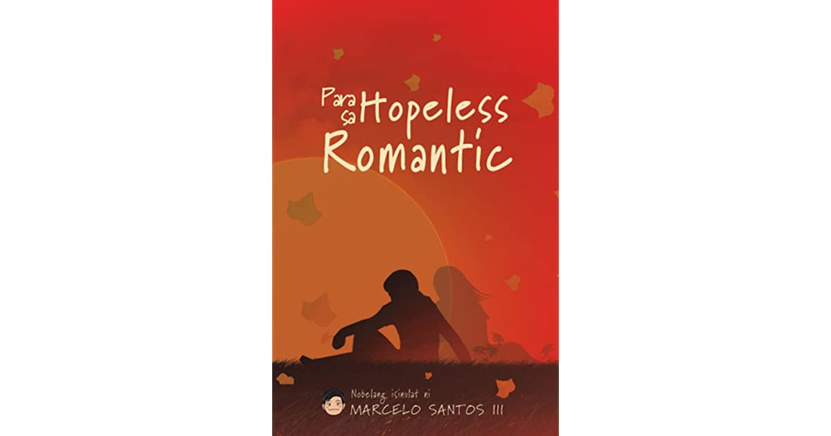 Para Sa Hopeless Romantic Book