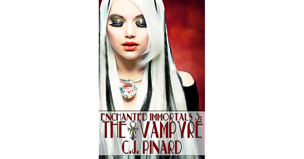 C.J. Pinard Book List - FictionDB