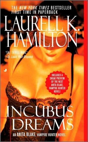 12 Incubus Dreams (Anita Blake #12) - Laurell K. Hamilton