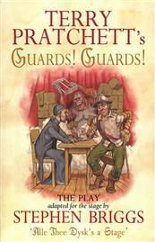 Terry Pratchett - Guards! Guards!