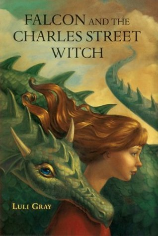 Falcon and the Charles Street Witch by Luli Gray