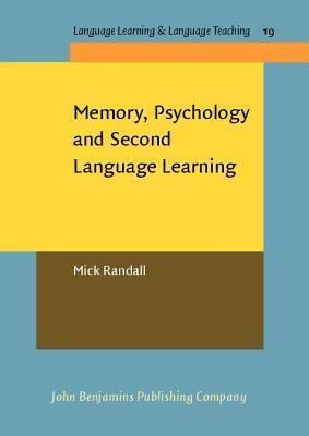 Memory  Psychology and Second Language learning