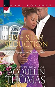 Five Star Seduction (The Alexanders of Beverly Hills, #4)