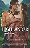 Highlander Taken (Clan Mackenzie, #2)