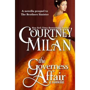 The Governess Affair (The Brothers Sinister, Book 0.5)