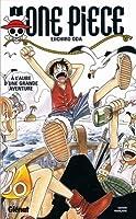 A l'aube d'une grande aventure (One Piece #1)