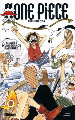 One Piece: Romance Dawn (One Piece, #1) by Eiichiro Oda