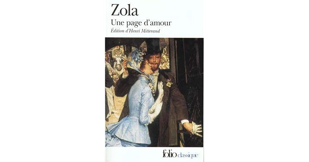 a love episode zola emile