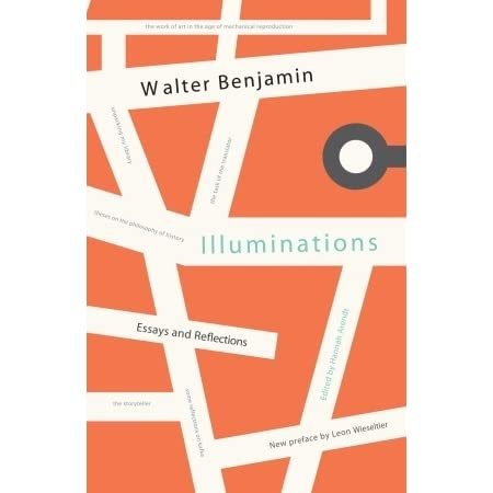 walter benjamin essays Walter benjamin, an aesthetic of redemption by richard wolin ( book ) reflections : essays, aphorisms.