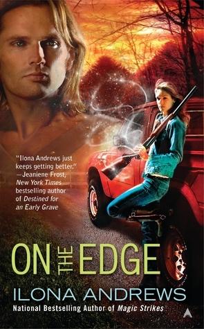 On the Edge (The Edge, #1)