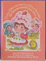 The Strawberryland Choo-Choo (Baby Strawberry Shortcake)