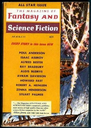The Magazine of Fantasy and Science Fiction, March 1959 (The Magazine of Fantasy & Science Fiction, #94)