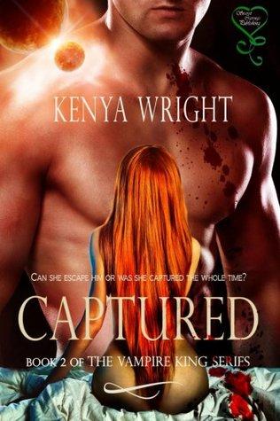 Captured (Vampire King, #2)