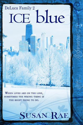 ICE blue (DeLuca Family, #2)
