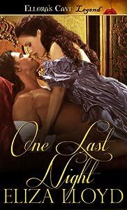 One Last Night (Mad Duchesses, #1)