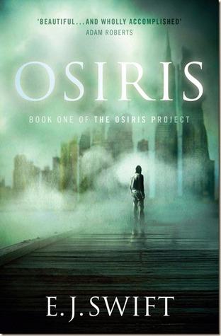 Osiris by E.J. Swift