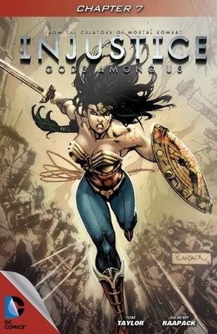Injustice: Gods Among Us (Digital Edition) #7