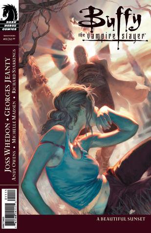 Dark Horse Comics Season 8 #5 Joss Whedon Buffy the Vampire Slayer
