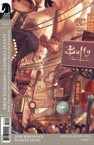 Buffy The Vampire Slayer Wolves At The Gate Season 8 Volume 3 By Drew Goddard